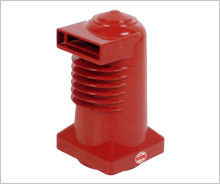 China 24kV 630A Epoxy Resin Cast Insulators High Voltage IEC Approved Long Lifespan supplier