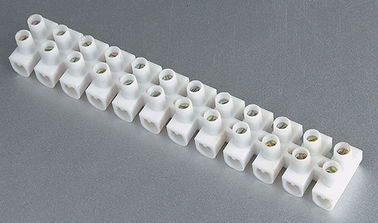 China Multi Way Quick Connect Plastic Terminal Block For Electrical Contact System supplier