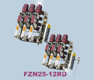 China Electrical Vacuum Load Break Disconnect Switch 12kV High Voltage FZN25-12D supplier