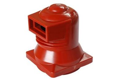 China IEC Standard Epoxy Resin Spout Insulator , 3150A 12kV HV Switchgear Insulator supplier