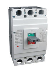 Plastic Case AC 50Hz Moulded Case Circuit Breaker