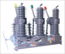 China ZW32-24kV Three Phase Outdoor Vacuum Type Circuit Breaker High Voltage factory