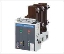 China 12 kV High Voltage Indoor Vacuum Circuit Breaker Side Mounted 630A-1250A factory