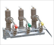 China High Voltage / Medium Voltage Vacuum Circuit Breaker For Power System AC 50Hz 12kv factory
