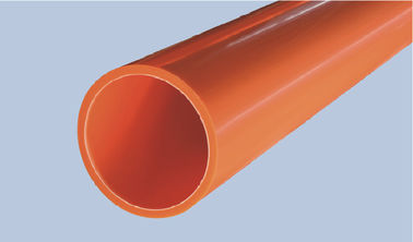 China PVC Electrical Conduit Plastic Pipe For Electricity Construction Protection distributor