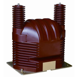 China Brown High Voltage Cast Resin Transformer Electrical Equipment For Power System factory