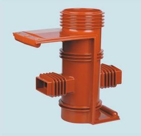 China 10 KN Flexural Strength High Voltage Bushing / Electrical Post Insulators 40.5kV distributor